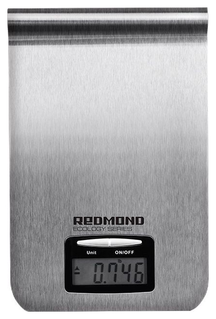 Весы кухонные Redmond RS M732 Silver