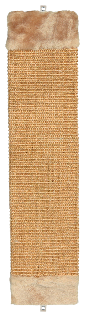 Когтеточка для кошек Trixie Scratching Board, размер 15х62см,, коричневый