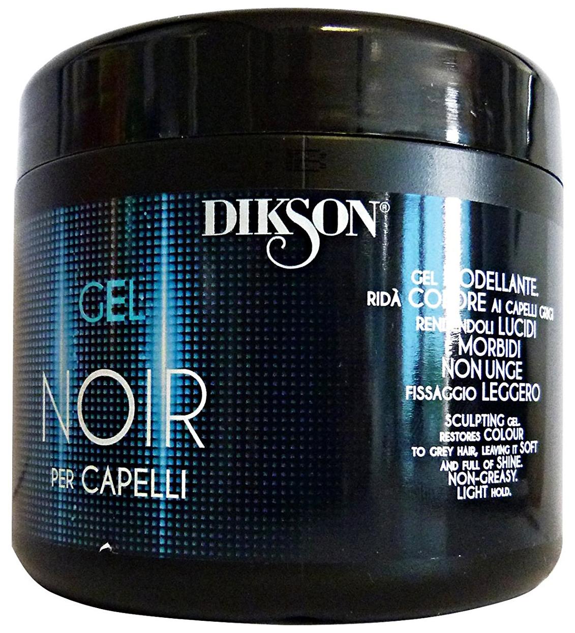 Купить Гель для укладки Dikson Gel Noir Per Capelli 500 мл