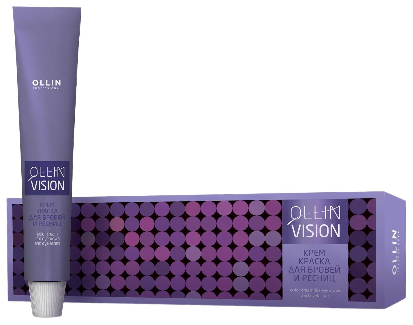 Краска для бровей Ollin Professional Ollin Vision