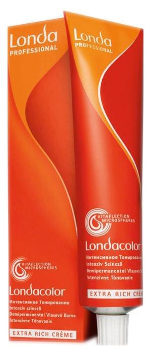 Краска для волос Londa Интенсивное тонирование 6/71 тёмный блонд коричнево-пепельный 60 мл