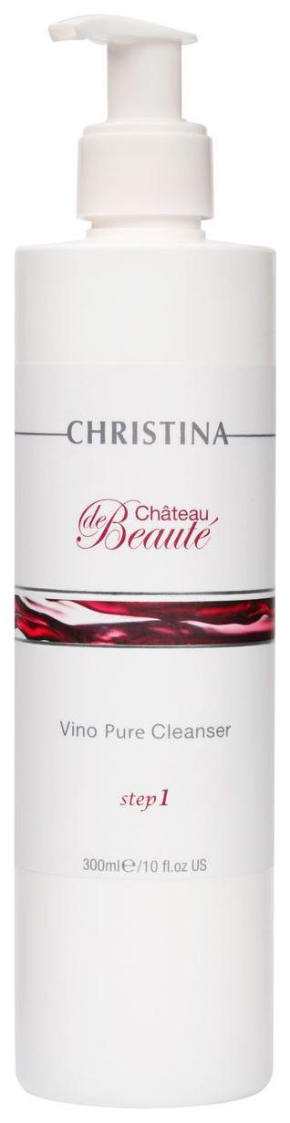 Очищающий гель Christina Chateau de Beaute Vino Pure Cleanser шаг 1, 300 мл