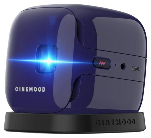 Проектор Cinemood МультиКубик CNMD0016VI фото