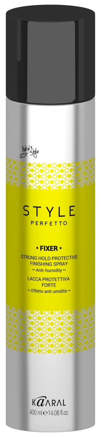 Лак для волос Kaaral Style Perfetto Fixer Strong