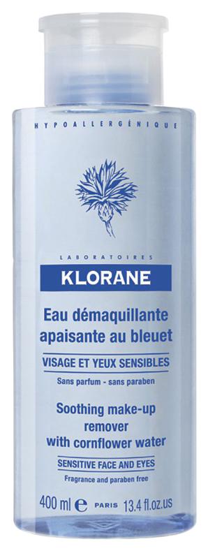 Термальная вода Klorane С экстрактом василька