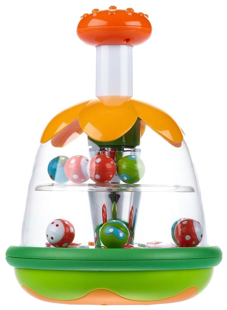 Интерактивная игрушка Chicco Юла-Радуга, Развивающие игрушки  - купить со скидкой