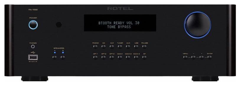 Интегральный усилитель Rotel RA 1592 Black