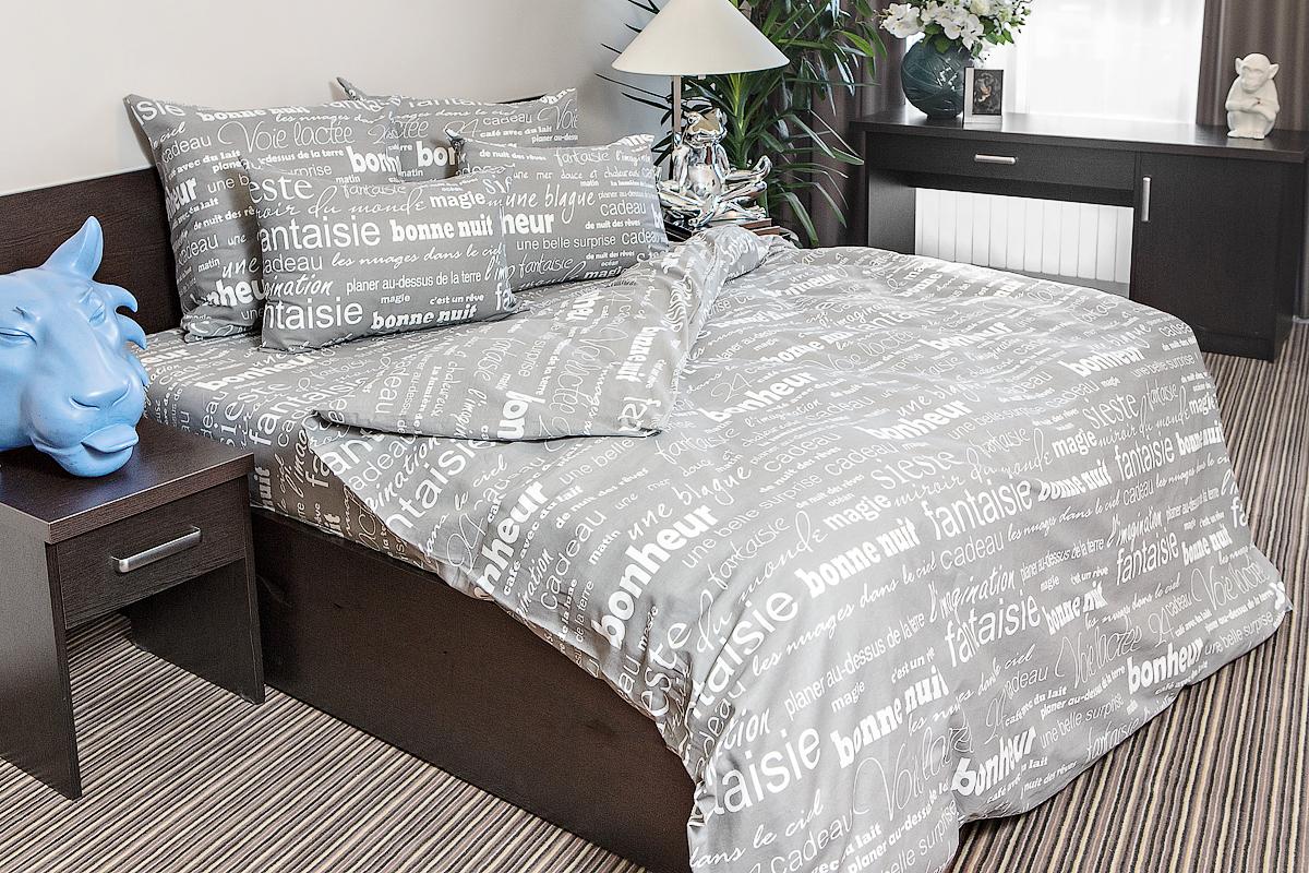 Комплект постельного белья Ночь нежна Pisma (семейное)