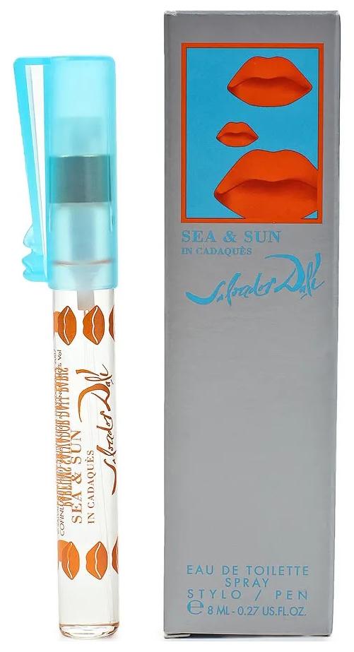 Купить Туалетная вода Salvador Dali Sea&sun In Cadaques Les Parfums 8 мл