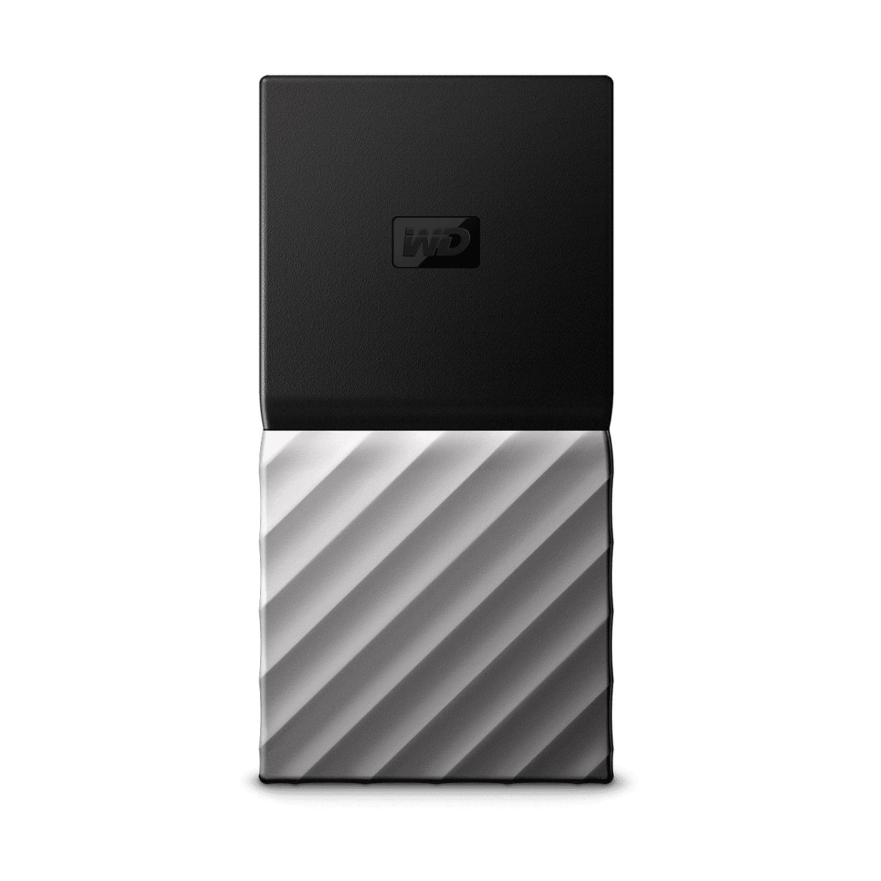 Внешний диск SSD Western Digital 2Tb Black