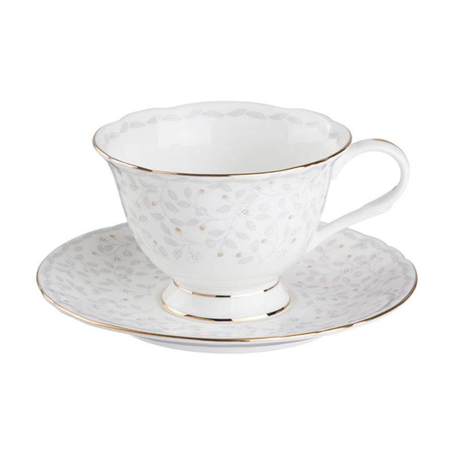 Сервиз чайный на 6 персон Lefard Вивьен,15 предметов