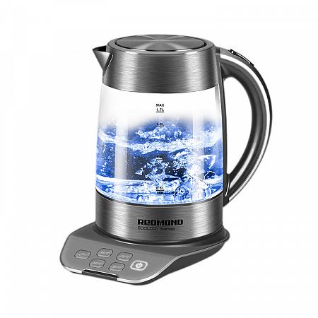 Чайник электрический Redmond RK G1302D Silver