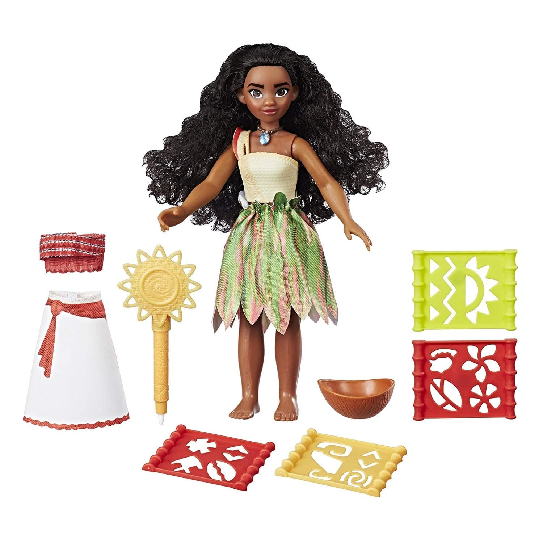 Купить Кукла Disney Princess Моана Модный дизайнер, Классические куклы