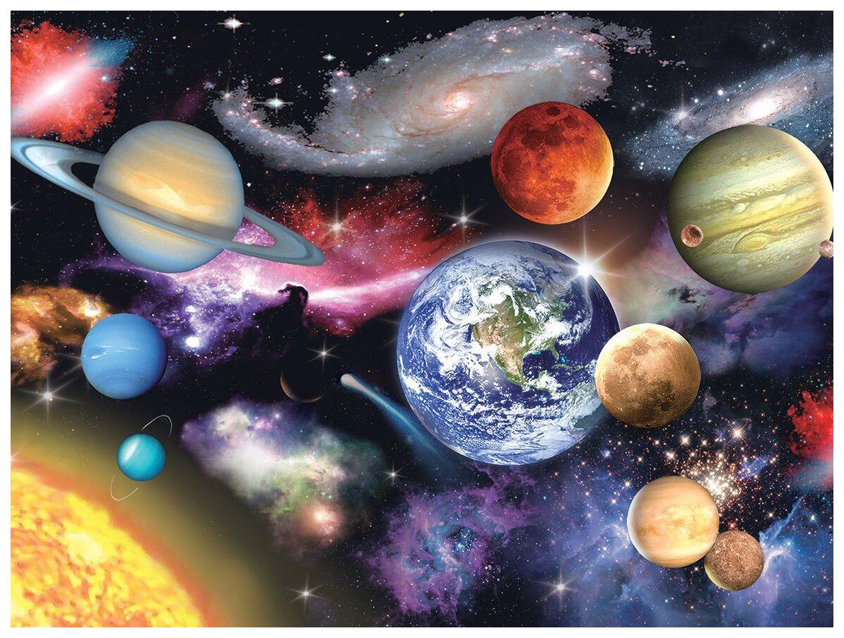 Купить Стерео пазл PRIME 3D 10176 Планеты Солнечной системы, 3D пазлы