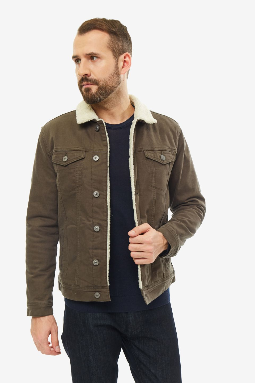 Куртка мужская Mavi 0115229681 хаки XS фото