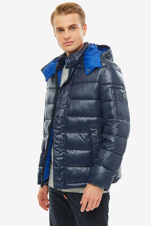 Куртка мужская Pepe Jeans PM402126.594 синяя S