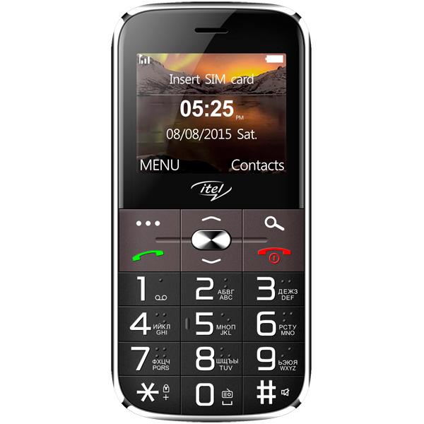 Мобильный телефон Itel IT2590 Black фото