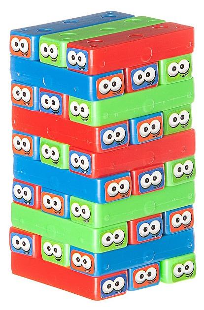Купить Настольная игра Фортуна Блок Бум 79326, Семейные настольные игры