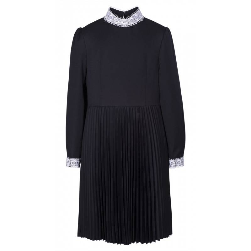 Купить ШФ-815, Платье SkyLake, цв. темно-синий, 38 р-р, Платья для девочек