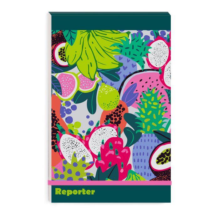 Записная книжка Феникс+ Экзотические фрукты арт. 50680 А5+ 100л. фото