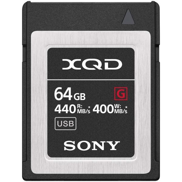 Карта памяти Sony QD G64F/J