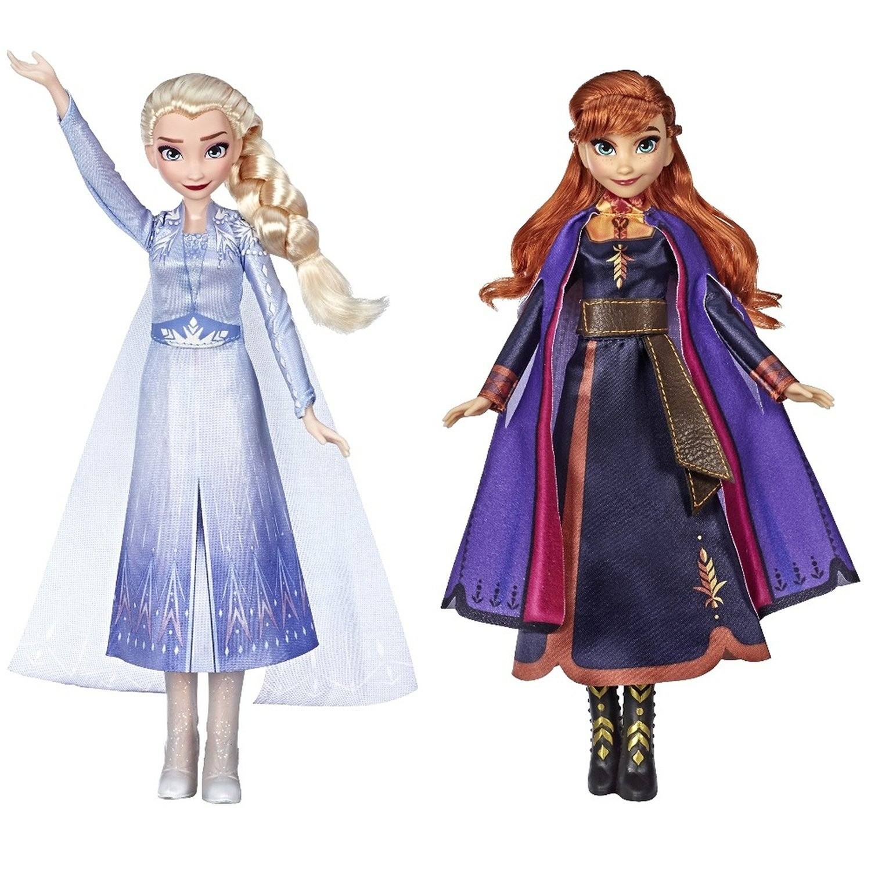 Купить Поющая кукла Hasbro Disney Frozen Холодное Сердце 2 в ассортименте, Куклы Disney Princess