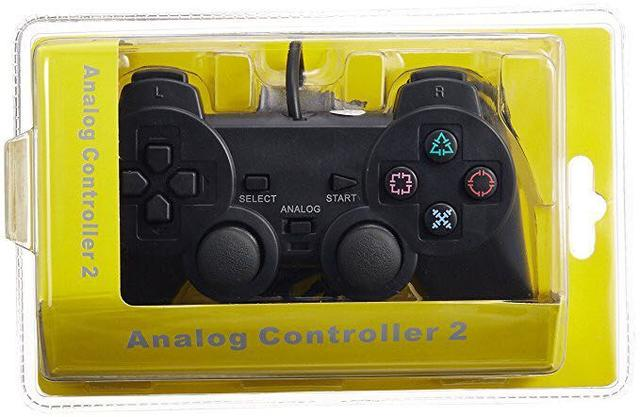 Геймпад Playstation 2 Analog Controller 2 Black