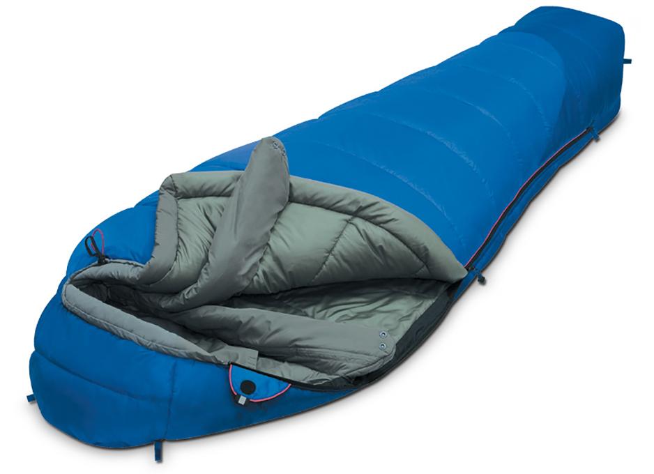Спальный мешок Alexika Mountain Compact 9223-01052-blue-left фото