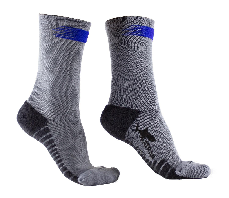 Треккинговые носки Katran Т 107с (серые) (Размер: