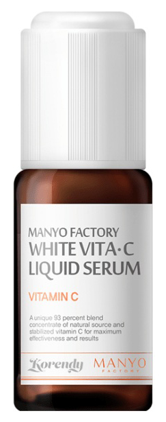 Купить Сыворотка для лица Manyo Factory White VITA C Liquid Serum 10 мл