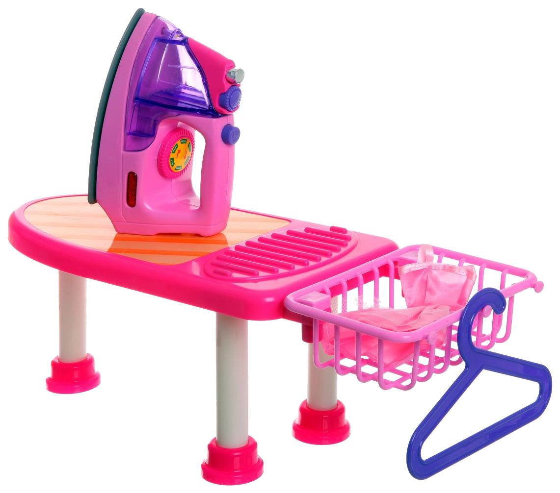 Купить Игровой набор Shenzhen toys Happy Family 3116, Детские гладильные доски