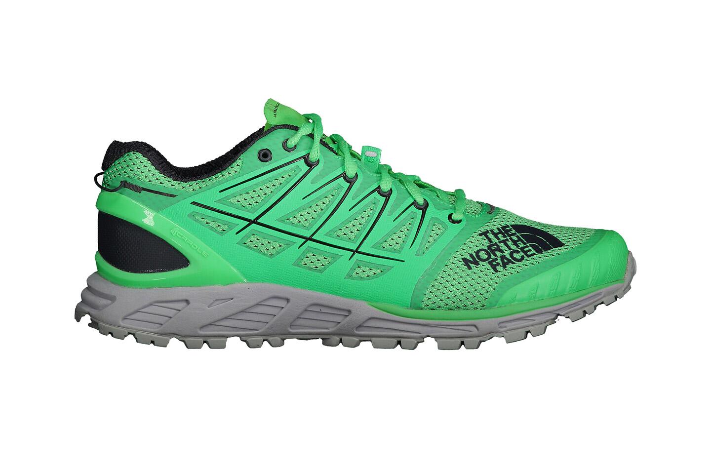 Кроссовки The North Face Ultra Endurance II, chlorophyll green/ebony grey, 8.5 US фото