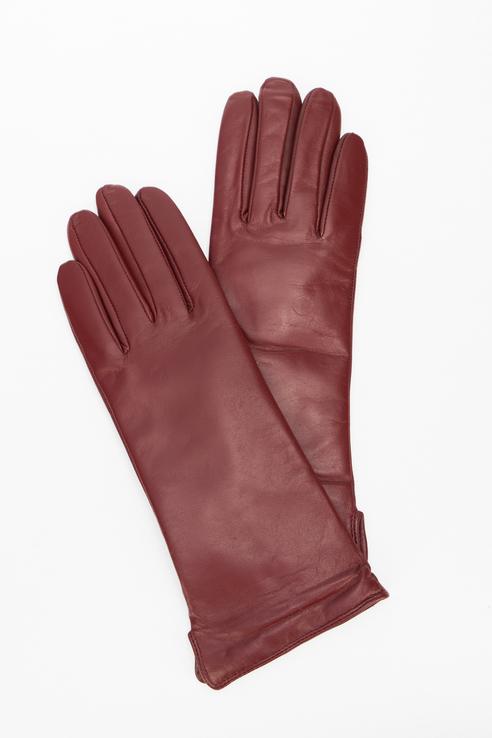 Перчатки женские Nice Ton NTO-476-В-001 фиолетовые 8 фото