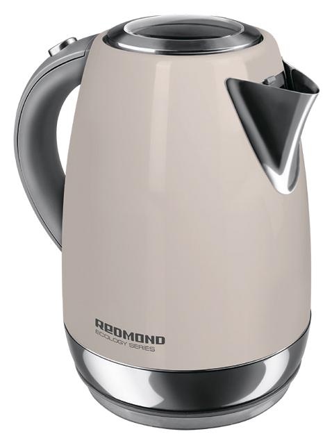 Чайник электрический Redmond RK M179 Ivory/Silver