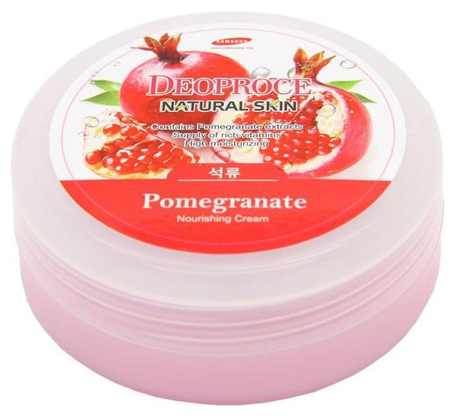 Крем для тела Deoproce Natural Skin Pomegranate