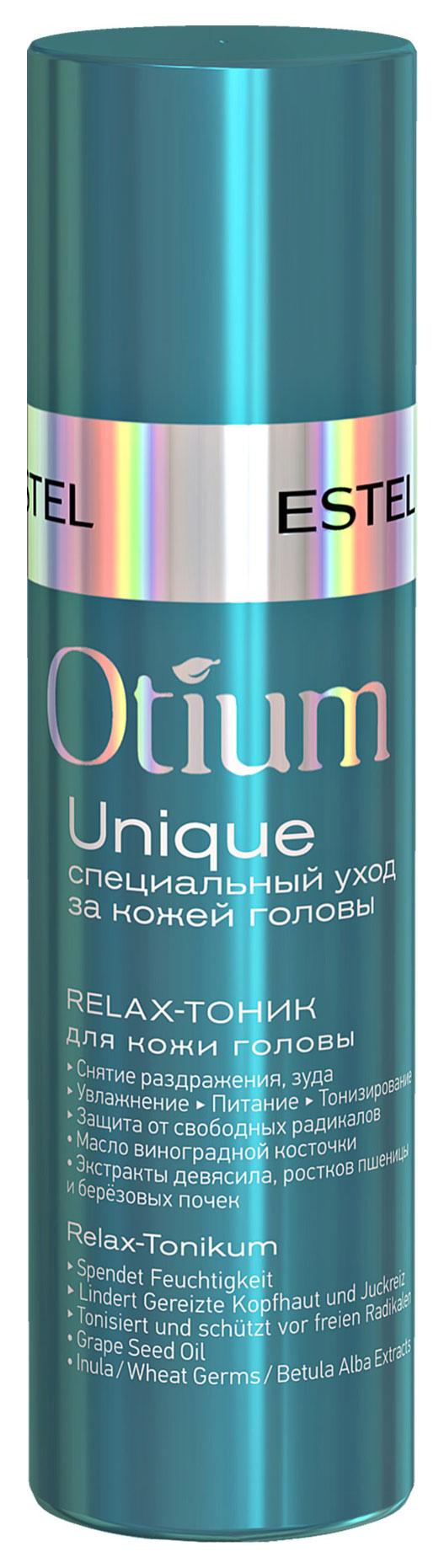 Тоник для волос Estel Professional Otium Unique