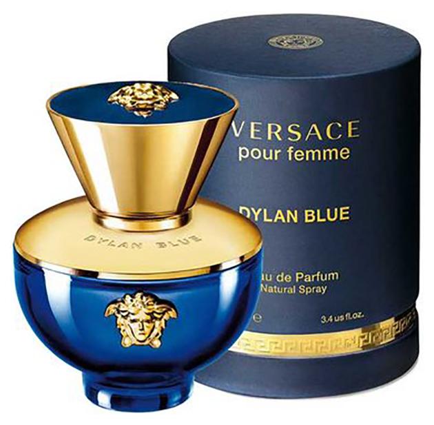 Парфюмерная вода Versace Pour Femme Dylan Blue