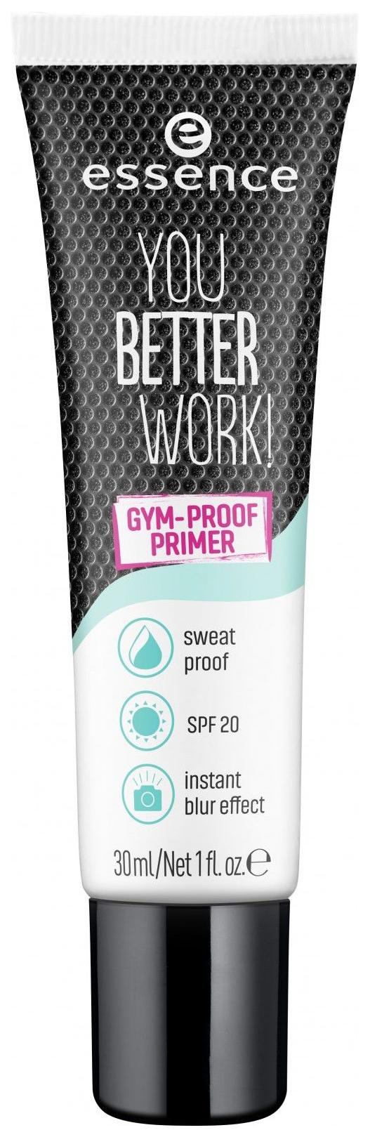 Основа для макияжа Essence You Better Work!