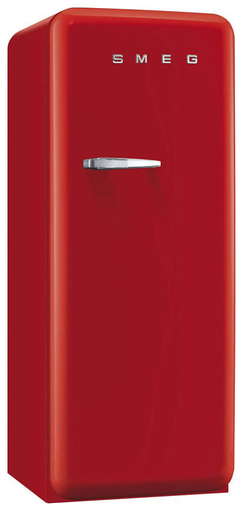 Холодильник Smeg FAB28LRD3 Red фото