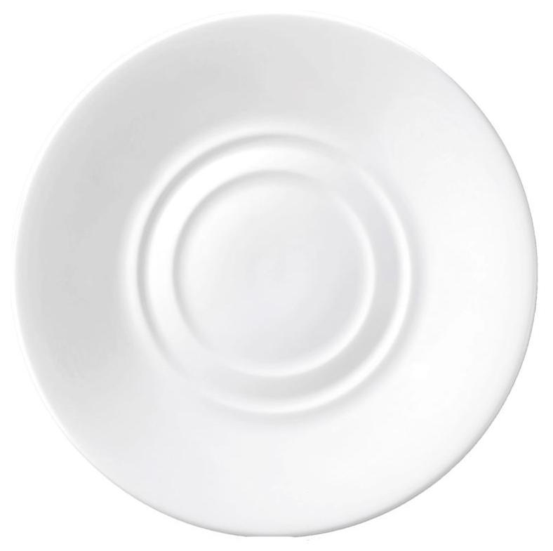 Блюдце Wilmax WL 996100 / A Белый