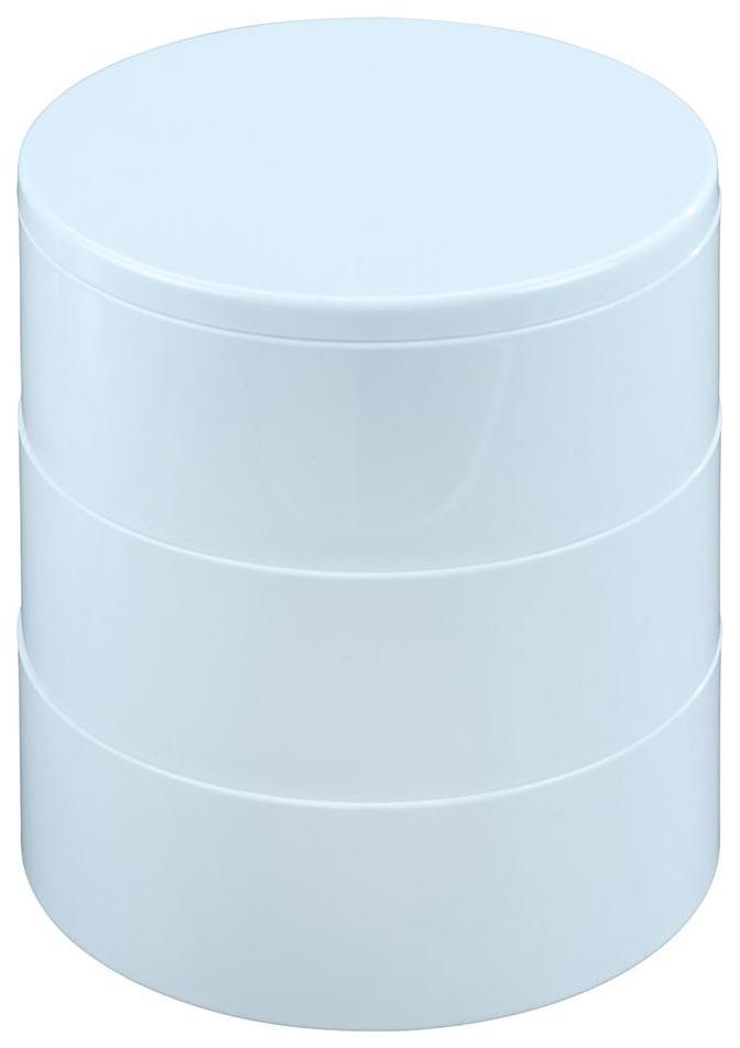 Органайзер для косметики Wenko Tower 05718 Белый
