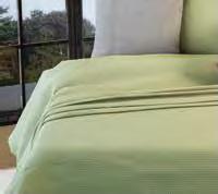 Покрывало+2 наволочки LEIPER Hotel almofada verde 235x270