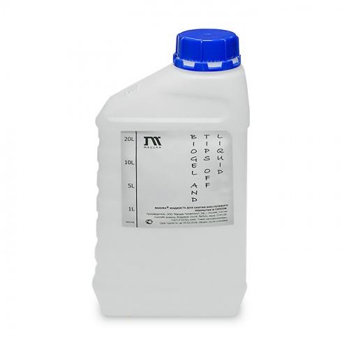 Купить Жидкость для снятия гель-лака Masura 1 л