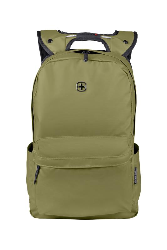 Рюкзак Wenger Photon зеленый 18 л