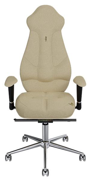 Кресло руководителя Kulik System Imperial, Кремовый