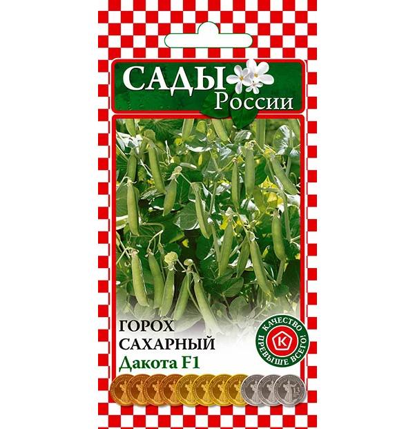 Семена Горох сахарный Дакота F1, 18