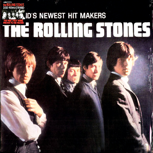 "Виниловая пластинка The Rolling Stones ""England's Newest Hit Makers"" (LP)"