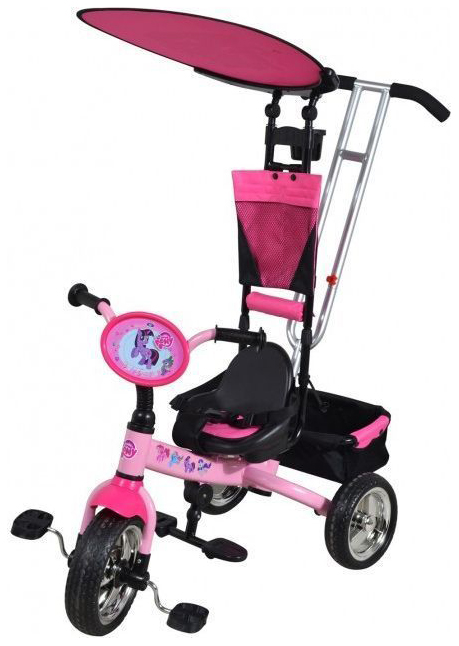 Велосипед детский трехколесный Bonna My Little Pony