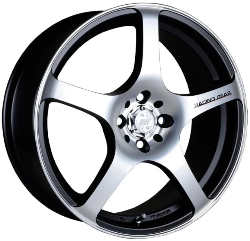 Колесные диски Racing Wheels R16 7J PCD4x100 ET40 D67.1 87513216741 фото