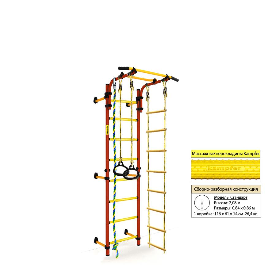 Купить Детский спортивный комплекс ДСК Kampfer Strong Kid Wall 28267,